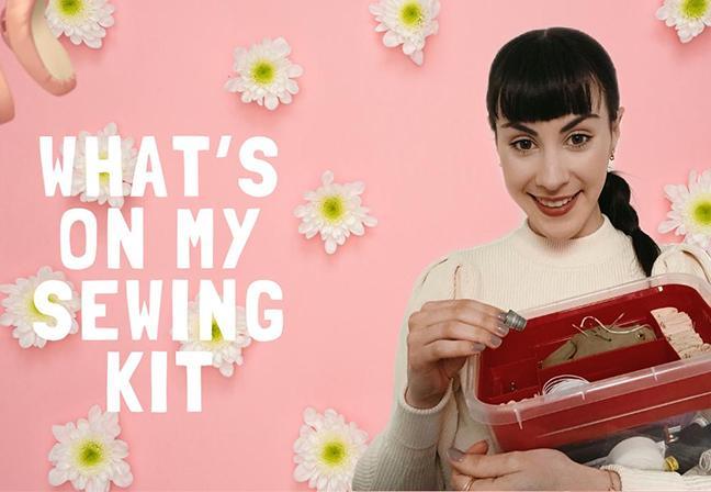 Qué necesito para coser unas zapatillas de punta de ballet